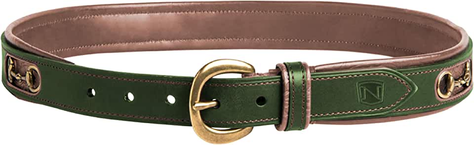 Noble Outfitters, Womens English Belt,
