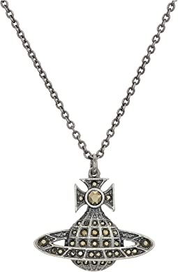 Vivienne Westwood Man Minnie BR Pendant Necklace