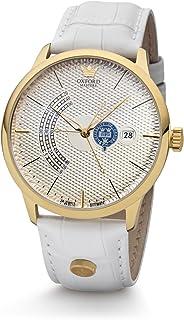 Kronsegler - Oxford Masters - Reloj automático para mujer, color dorado y plateado