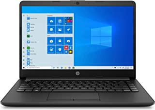 "HP 14 14"" HD SVA Anti-Glare Micro-Edge WLED-backlit Laptop for Students, AMD Athlon 3050U 2.3GHz up to 3.2GHz, 4GB DDR4, 1..."