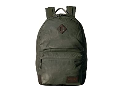 Burton Kettle Pack (Keef Waxed Canvas) Backpack Bags