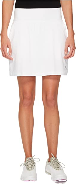 PUMA Golf - PWRSHAPE Solid Knit Skirt
