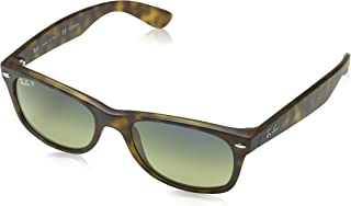 RB2132 New Wayfarer Polarized Sunglasses, Matte...