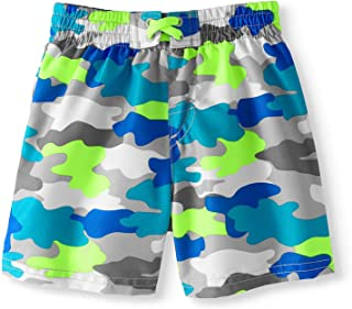 Healthtex Baby Boys Camo Swim Trunks