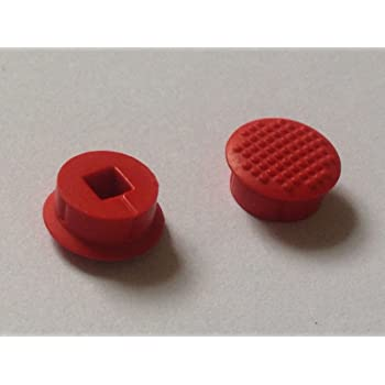 10 X Rubber Mouse Pointer TrackPoint Red Cap for IBM Thinkpad Laptop Nipple AL