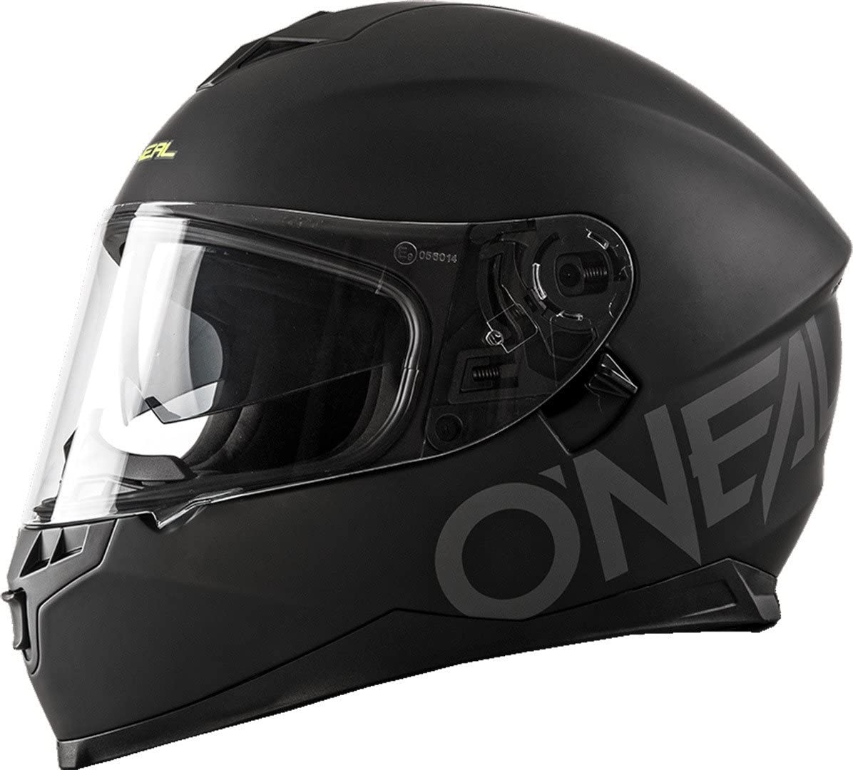 Max 90% OFF O'Neal Oneal Challenger Fixed price for sale Street Helmet XL Black Fidlock 61 Flat