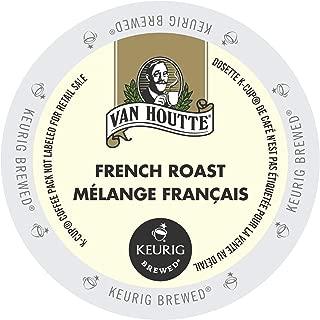 Van Houtte French Roast Coffee For Keurig K-Cup Brewers, 24 Count (Packaging May Vary)