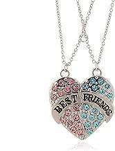 Best heart jigsaw necklace Reviews