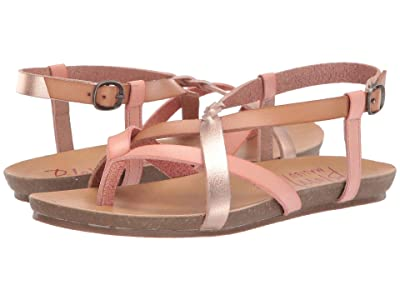 Blowfish Kids Granola-B-K (Little Kid/Big Kid) (Terracotta/Nude/Rose Gold) Girl
