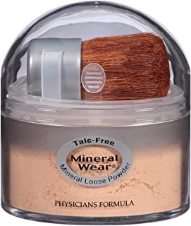 physicians mineral wear loose powder