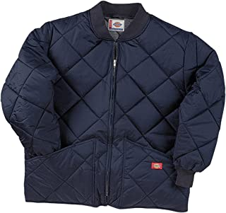 Dickies Drop Ship Diamond Quilted Nylon Jacket