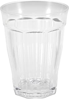 シービージャパン コップ クリア 430ml プラスチック製 MS グラス ナインL UCA
