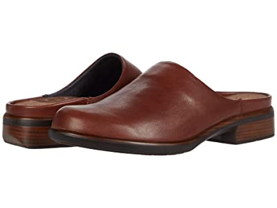 Naot Lodos (Soft Chestnut Leather) Women