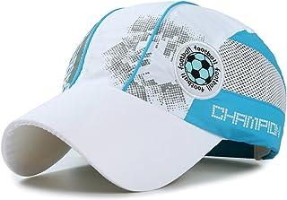 (コネクタイル)Connectyle 夏 メッシュキャップ キッズ 軽量 速乾 帽子 子供 男の子 女の子 UVカット キャップ