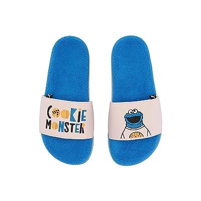 Puma Kids Sesame STR 50 Leadcat (Little Kid) (Indigo Bunting/Veiled Rose) Kids Shoes