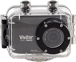 Vivitar DVR 787HD - action sports cameras (Lithium-Ion (Li-Ion), 1920 x 1080 pixels, AVI, LCD, MicroSD (TransFlash)