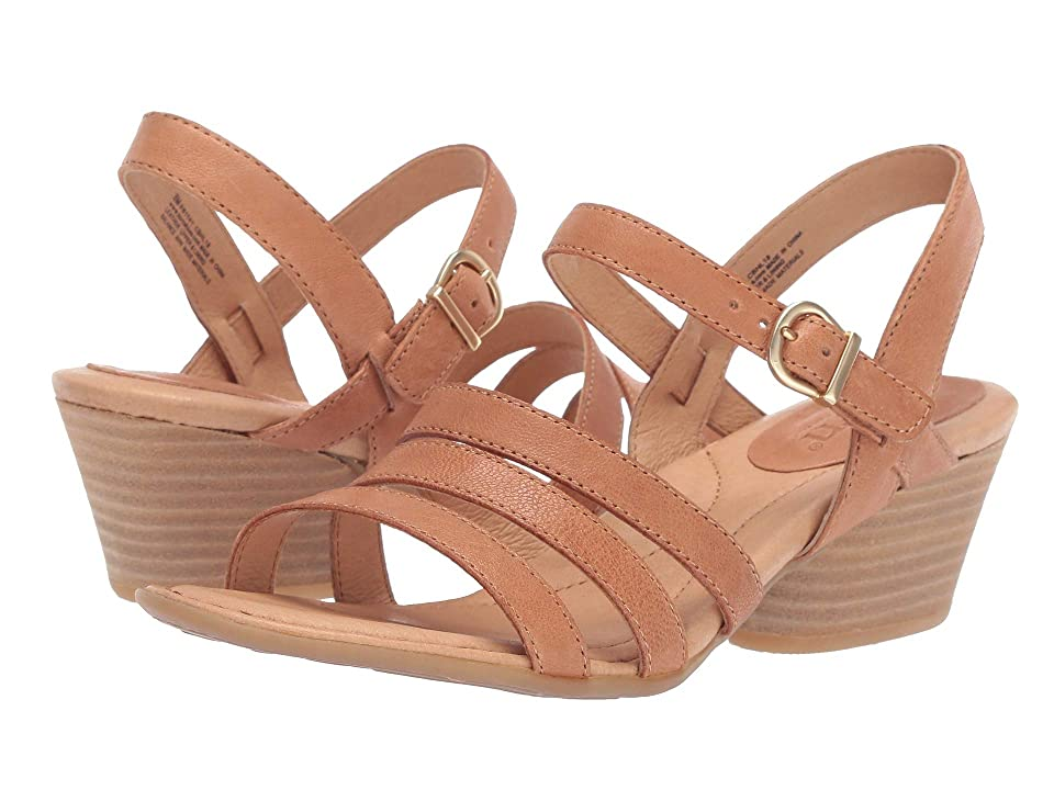 Born LaSal (Light Brown Full Grain Leather) Women