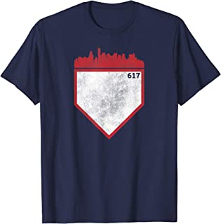 617 boston t shirt
