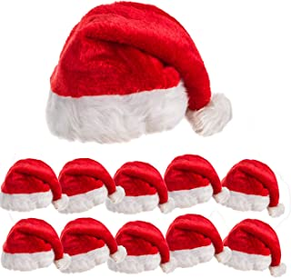 Funny Party Hats 10 Pack of Quality Dress Up Costume and Party Hats