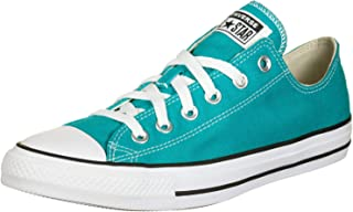 Converse Chuck Taylor all Star Seasonal Ox Turbo Verde Canvas