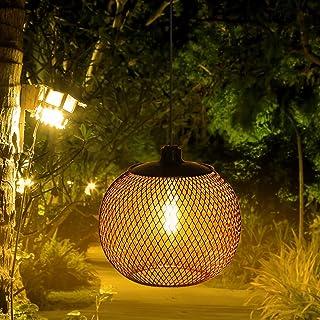 10 X Papier Lanterne Ø 20 cm Lampions environ DEL Lampion Jardin Lanterne Gartendeko