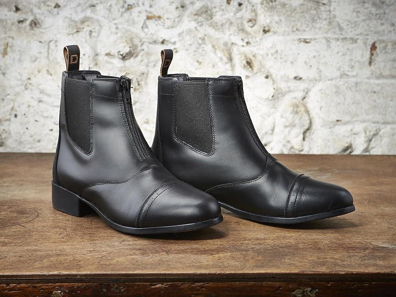 Dublin kids Foundation Zip Paddock Boots