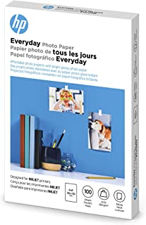 "HP CR759A Everyday Photo Paper, Glossy (4×6"", 100 sht)"
