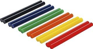 Kraftmann 80847 | Patroner för varmhäftning | 12 delar. | bunt | Ø 11 mm, 150 mm | Limstift | Limstift | varmdekal för var...