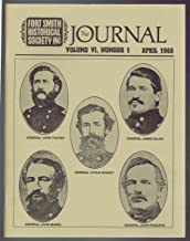 Fort Smith Historical Society: The Journal Volume VI, Number 1, April 1982