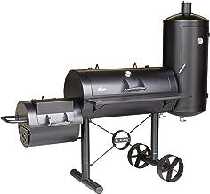 "Smoker-Grill ""Kiona"" von El Fuego® Holzkohlegrill BBQ Barbecue Grill Smoker (000312)"