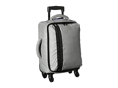 LeSportsac Dakota 21 Soft Sided Luggage (Silver Reflective) Carry on Luggage