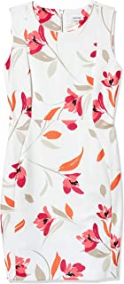 Calvin Klein Women's Sleeveless Princess Seamed Sheath Dress