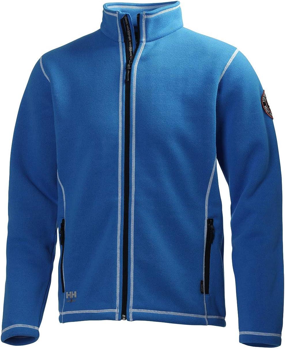 Helly Hansen Workwear Men's Hay River Polartec Fleece Big and Tall Jacket