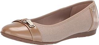 Anne Klein Women's Able Ballet Flat Shoe Wide Width