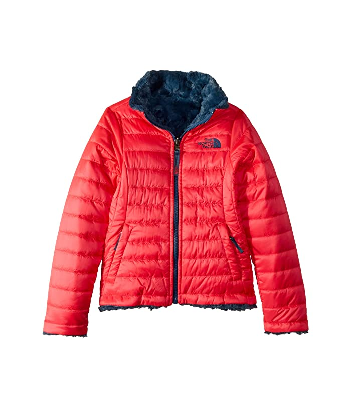 1908175dd The North Face Kids Reversible Mossbud Swirl Jacket (Little Kids/Big ...