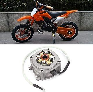 Elektrische starter voor 49cc-motor, 47CC 49CC 2-takt startmotor Crossmotor-starter Elektrische startmotor vervangen