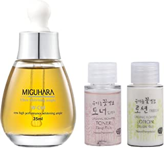Best miguhara ultra whitening ampoule Reviews