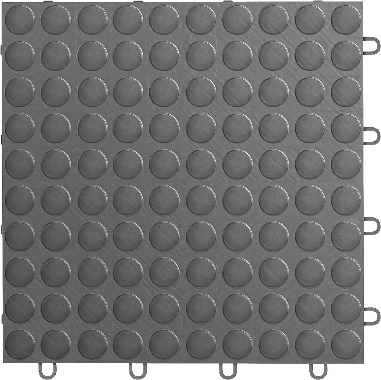 IncStores 1 2 Brand new Inch Thick Grid-Loc Floor Minneapolis Mall Garage Interlocking Tile