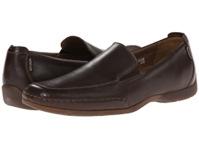 Mephisto Edlef (Dark Brown Smooth Leather) Men