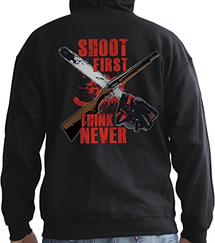 Ash Vs Evil Dead - Sweat Shoot First, Think Never