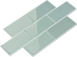 Best blue subway tile kitchen backsplash Reviews