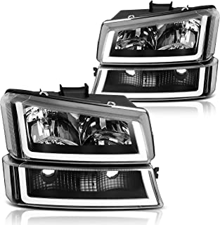 Best vipmotoz headlights silverado Reviews