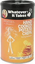Hunter's Gourmet Hand Cooked Potato Chips Honey Barbeque - 150gm