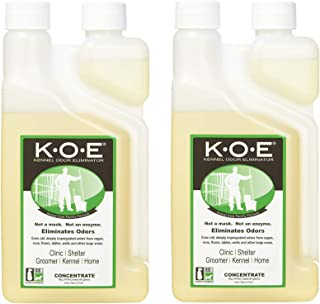 Thornell KOE-P K.O.E Kennel Odor Eliminator Concentrate (2-Pack)