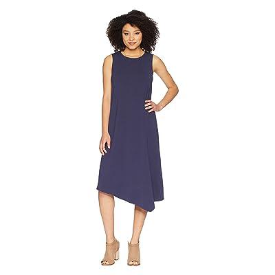 NIC+ZOE Sweet Escape Dress (Blue Print) Women