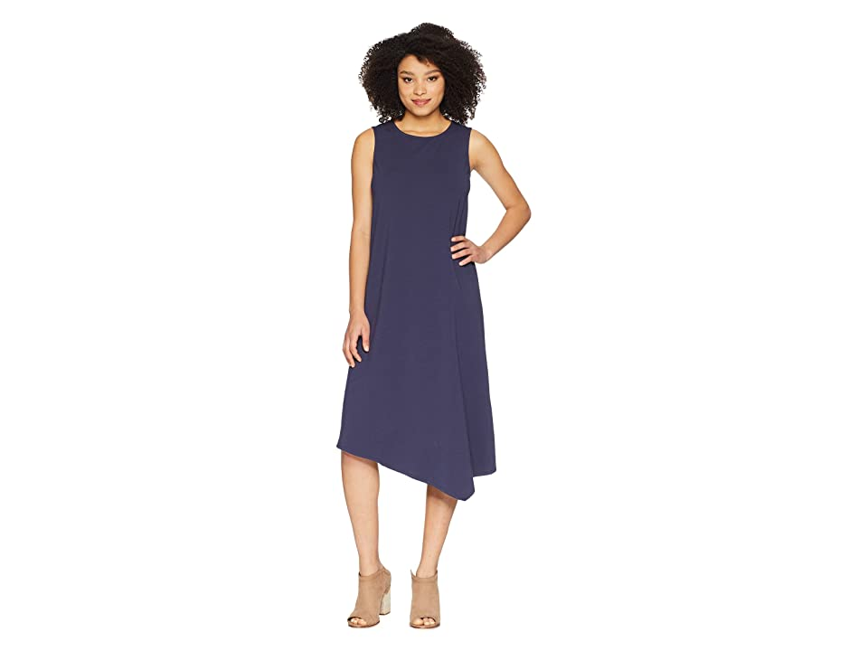 NIC+ZOE Sweet Escape Dress (Blue Print) Women