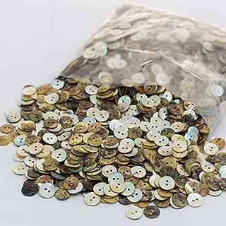 Botones de nácar para camisa de 13 mm (venta al por mayor), 3.000 unidades