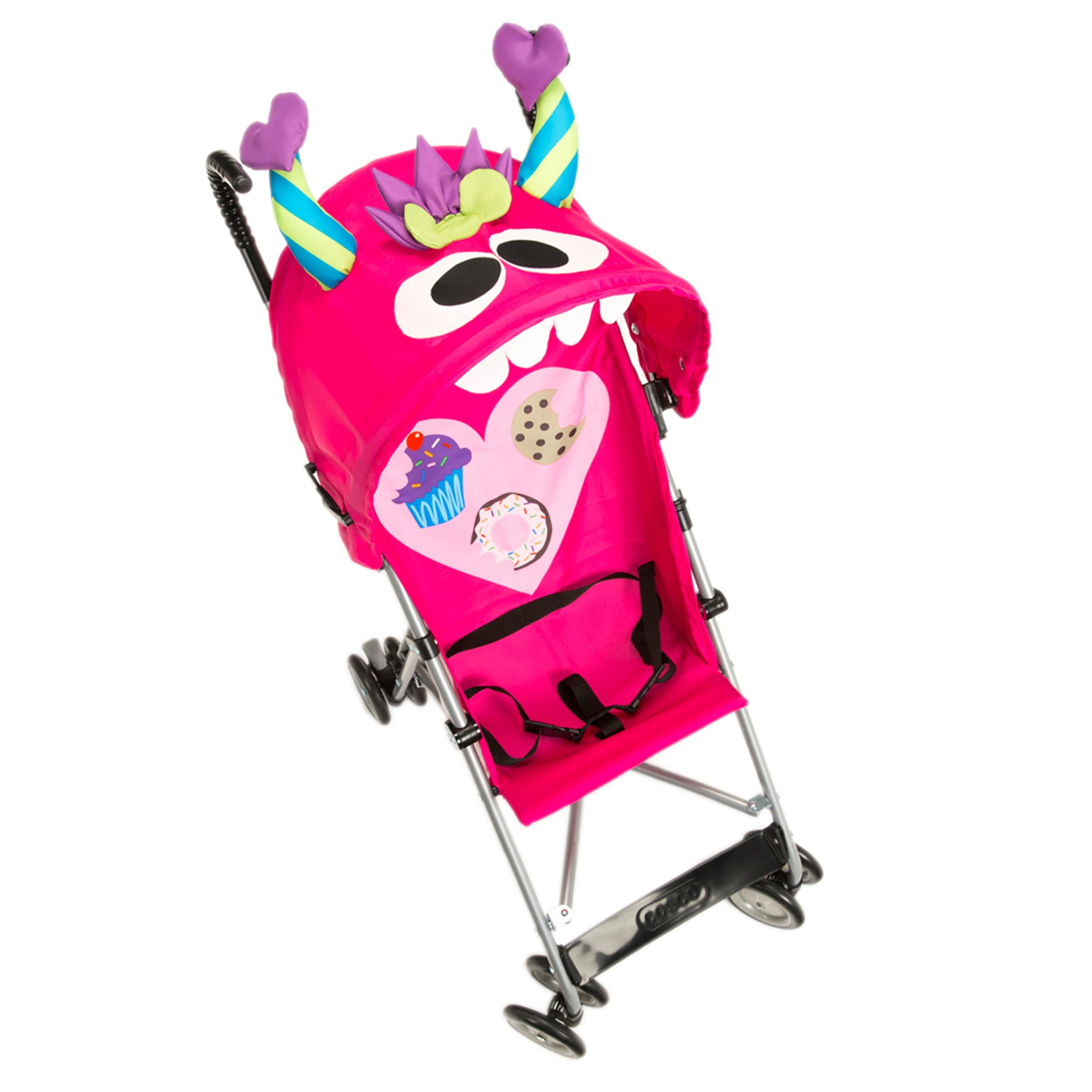 Cosco Umbrella Stroller Monster Shelley