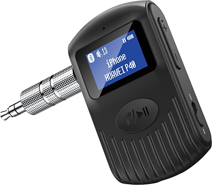 Updated 2021 – Top 10 Bluetooth Aux Adapter For Home Stereo