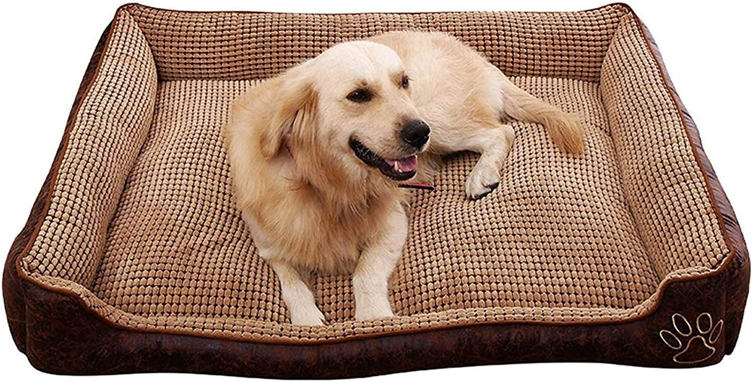 Dog Bed, Non Slip, Eases Pet Arthritis, Quality Therapeutic,L